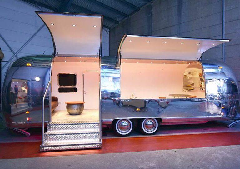 Umbau Reformhaus Airstreamer