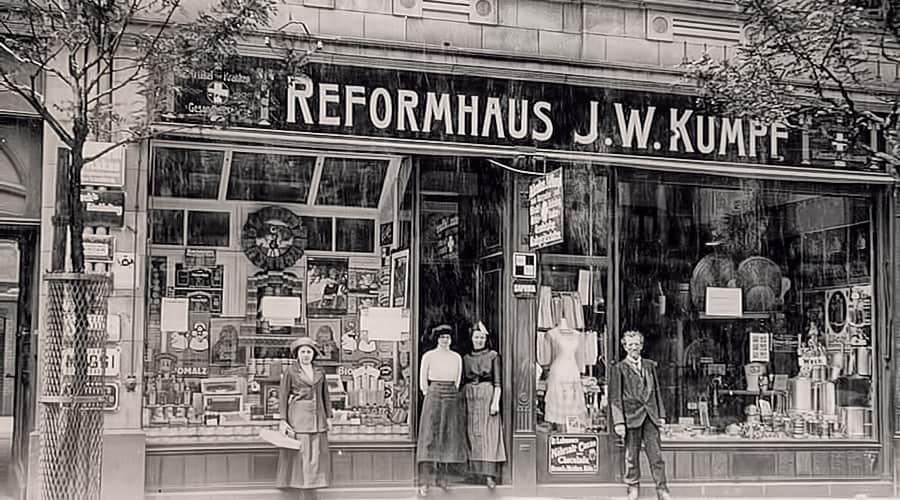 1. Reformhaus J.W. Kumpf
