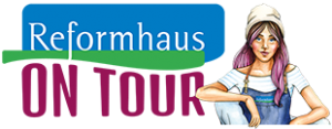 Reformhaus on Tour Logo