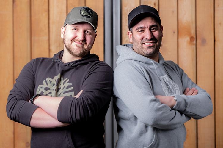 Mitmach Küche - Rohat und Mitch im Gespräch